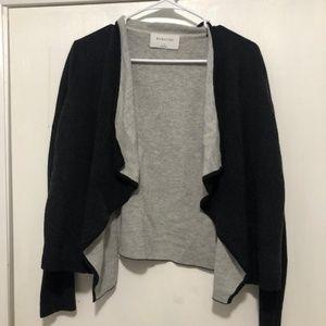 Babaton Open Cardigan Sweater Womens Size Small